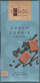 ichoc Bio Choco Cookie 80g