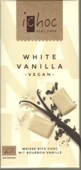 ichoc Bio White Vanilla 80g