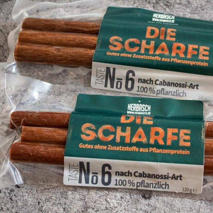 NO. 6 DIE SCHARFE (NACH CABANOSSI ART), 120g