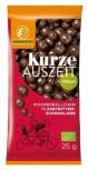 Kurze Auszeit - Bio Knusperbällchen in Zartbitter-Schokolade 25g
