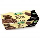 Bio Reisdessert Kakao 2x125g